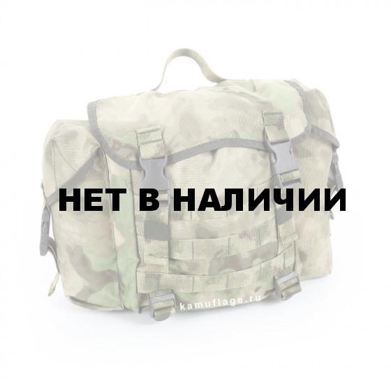 Сумка KE Tactical сухарная 10 литров с боковыми карманами мох