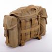 Сумка KE Tactical сухарная 10 литров с боковыми карманами coyote