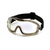Очки-маска Pyramex тактические Venture Gear G704T Anti-Fog прозрачные