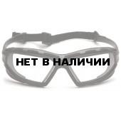 Очки Pyramex стрелковые Venture Gear Highlander-Plus RVGSBG5010DT Anti-Fog прозрачные