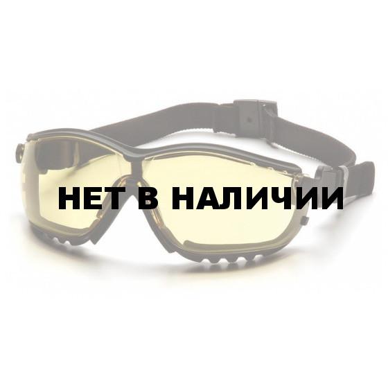 Очки Pyramex тактические Venture Gear V2G GB1830ST Anti-Fog желтые