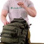 Вставка пластиковая для рюкзака Assault KE 40л