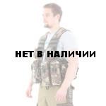 Жилет KE Скорпион с патрульными подсумками multicam