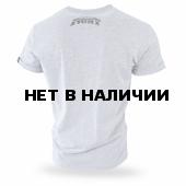 Футболка Dobermans Aggressive Ultimate Fight TS172 серая