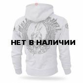 Толстовка Dobermans Aggressive Welcome To Hell II BZ156 серая