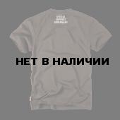 Футболка Dobermans Aggressive Revolt TS169 Brown
