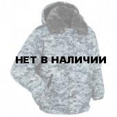 Куртка ANA Tactical Р51-09 Снег со съемными погонами navy