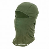 Балаклава-маска Keotica Фантом 100% хлопок олива