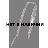 Ремень Holster карабинный с мехом кожа коричневый