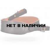 Ремень ХСН ружейный фигурный тисненый с пряжкой (III)