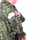 Комплект KE Tactical вставок в налокотники и наколенники
