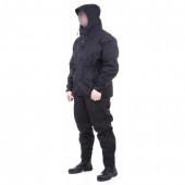 Костюм KE Tactical Горка-3 рип-стоп черная