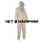 Костюм Антигнус-Люкс Huntsman, палаточная, ткань 100% х/б, с ловушками и пыльниками, цвет – хаки
