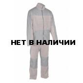 Костюм флисовый Пикник-Люкс Huntsman, Polar Fleece с накладками из Таслана, цвет – черный