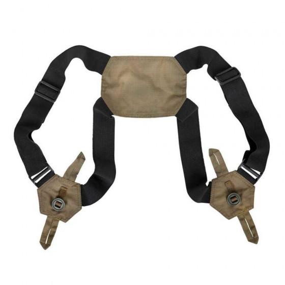 Подтяжки KE Tactical рип-стоп олива