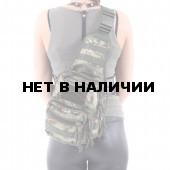 Сумка KE Tactical на плечо 1-Day Mission 5 литров Polyamide 1000 Den mandrake
