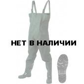 Рыбацкий полукомбинезон Вездеход СВ-17пр из ПВХ (винитол)