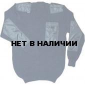 Пуловер ХСН (синий)