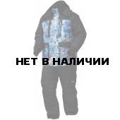 Костюм Святобор зимний «Нерпа» (синий лед-черный)