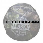 Спальный мешок-одеяло Аляска Huntsman, Оксфорд 240D, -15°С, цвет –, камуфляж