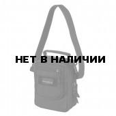 Сумка Kiwidition на плечо Rata City 2л Nylon 1000 den черная