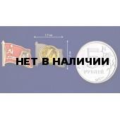 Значок VoenPro За Родину, за Сталина