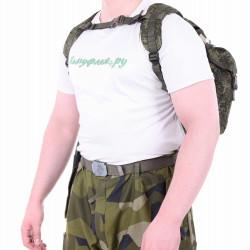 Ранец KE Tactical патрульный УМБТС 6ш112 25 литров Polyamide 500 Den ЕМР со стропами олива