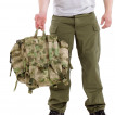 Ранец KE Tactical патрульный УМБТС 6ш112 25 литров Polyamide 500 Den мох со стропами мох