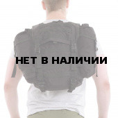 Ранец KE Tactical патрульный УМБТС 6ш112 25 литров Polyamide 500 Den черный