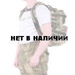 Рюкзак KE Tactical Assault 40л Polyamide 500 Den мох со стропами олива