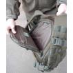 Рюкзак Гарсинг Жук трехдневный (3D pack) на 45л. из нейлона 1000D Черный оливковый