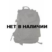 Рюкзак Huntsman тактический RU-010 45 литров 600 Den черный