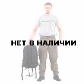 Рюкзак Huntsman тактический RU-064 35 литров 600 Den черный