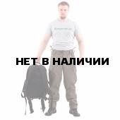 Рюкзак Huntsman тактический RU-065 35 литров 600 Den с лазерной прорезкой черный