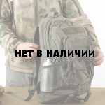 Рюкзак KE Tactical 1-Day Mission 25л Polyamide 500 Den мох со стропами мох