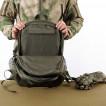 Рюкзак KE Tactical 1-Day Mission 25л Polyamide 1000 Den multicam со стропами coyote