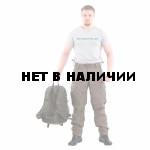 Рюкзак KE Tactical 1-Day Mission 25л Polyamide 900 Den ЕМР со стропами олива