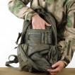 Рюкзак KE Tactical 1-Day Mission 25л Polyamide 500 Den черный