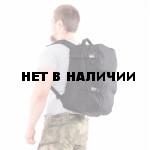 Рюкзак KE Tactical Assault 40л Polyamide 500 Den черный без строп