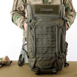 Рюкзак KE Tactical Sturm 40л Cordura 1000 Den олива темная