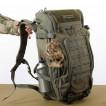 Рюкзак KE Tactical Sturm 40л Polyamide 1000 Den multicam со стропами coyote