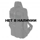 Рюкзак однолямочный Kiwidition Tawaho City 15л Nylon 1000 den черный