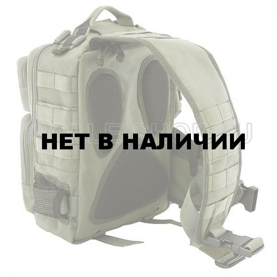 Рюкзак однолямочный Kiwidition Tonga Type R 13 л 1000 den олива