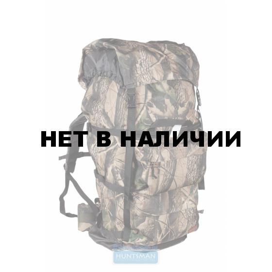 Рюкзак Пикбастон Huntsman, Air Mesh, 80 л, Оксфорд рип-стоп 600D PVC 20000, цвет – Лес