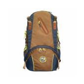 Рюкзак Aquatic Р-45СК трекинговый 45 литров серо-корчичневый
