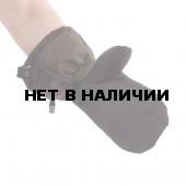 Рукавицы Huntsman Альтаир олива/черный