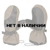 Рукавицы Siberia, ткань Breathable цвет хаки/черный