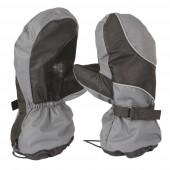 Рукавицы Siberia, ткань Breathable цвет серый/черный