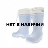 Сапоги Вездеход УМКА женские из ЭВА с утеплителем голубые
