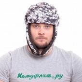 Шапка-ушанка Keotica Шугун мембрана digital urban
